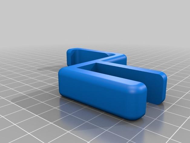 耳机挂钩 3D模型  图2