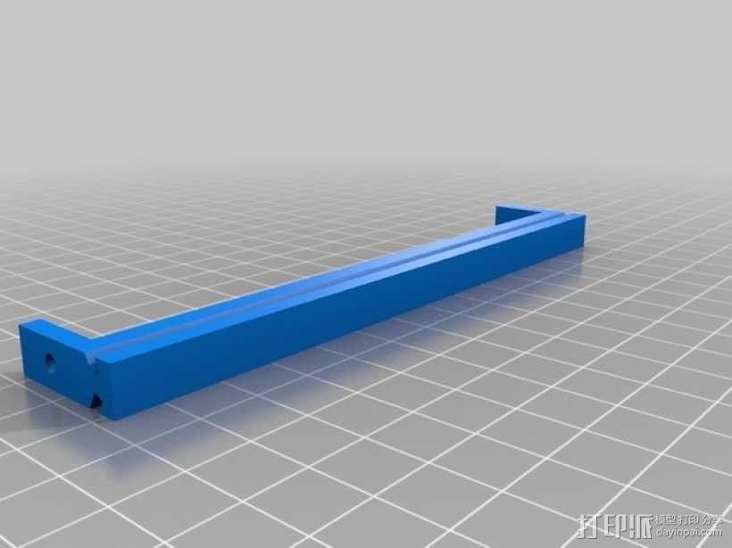 透光浮雕灯罩 3D模型  图6