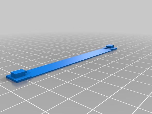 迷你杯垫 3D模型  图2