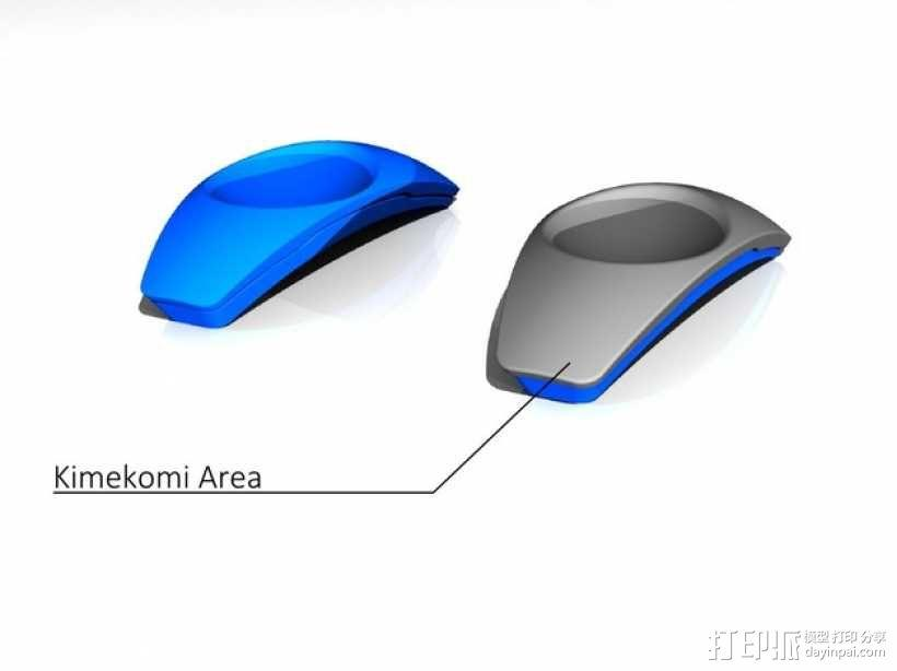 迷你智能化展示架/底座04 3D模型  图3