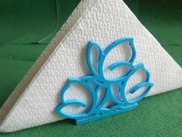 餐巾架 3D模型  图8