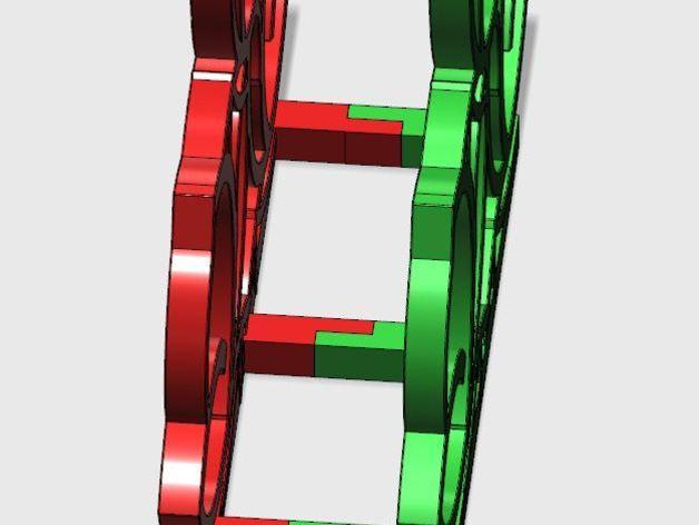 餐巾架 3D模型  图11