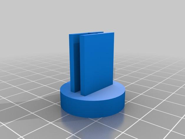LED配适器 3D模型  图2