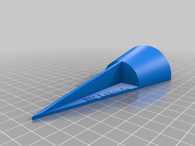 便携式烟灰缸 3D模型  图2