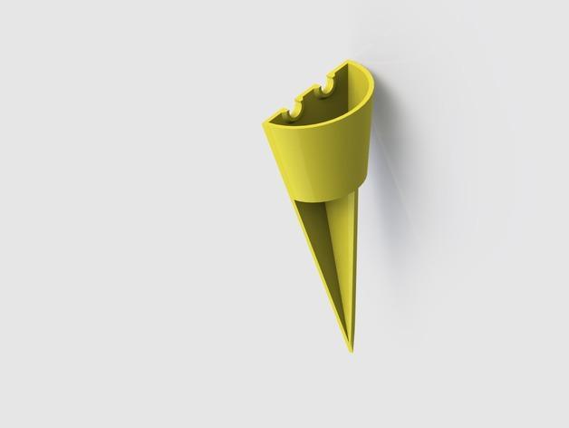 便携式烟灰缸 3D模型  图5