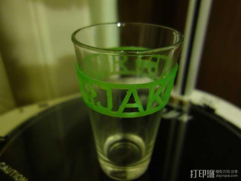 定制化杯套 3D模型  图4