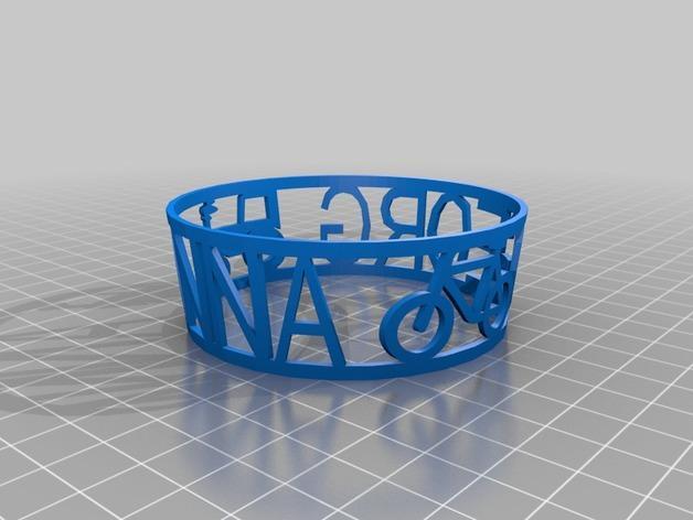 定制化杯套 3D模型  图3