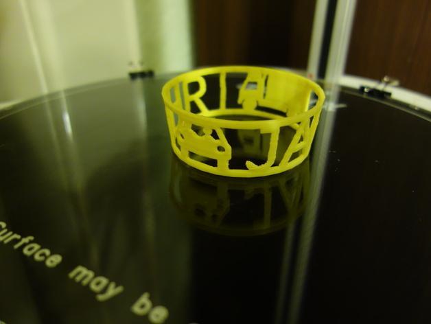 定制化杯套 3D模型  图5