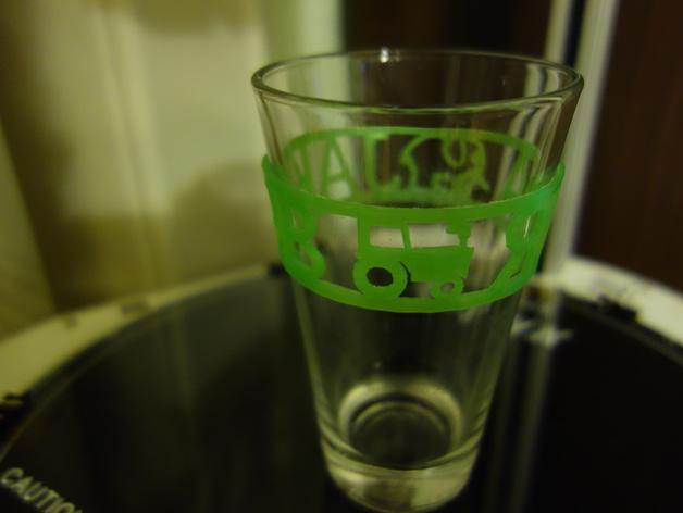 定制化杯套 3D模型  图6