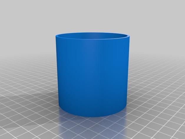 简易迷宫形小盒 3D模型  图3