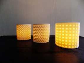 LED灯灯罩 3D模型