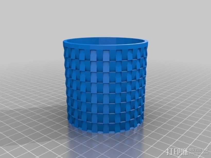 LED灯灯罩 3D模型  图5