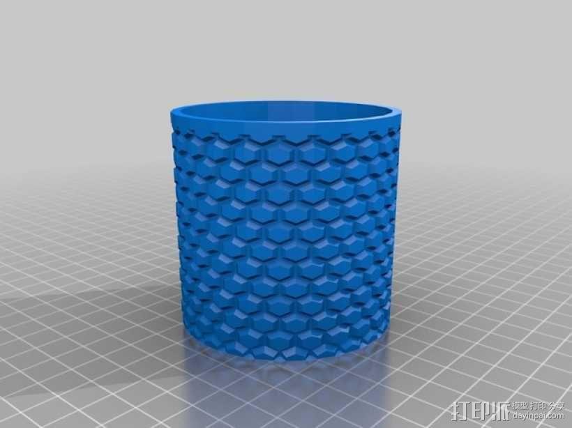 LED灯灯罩 3D模型  图6