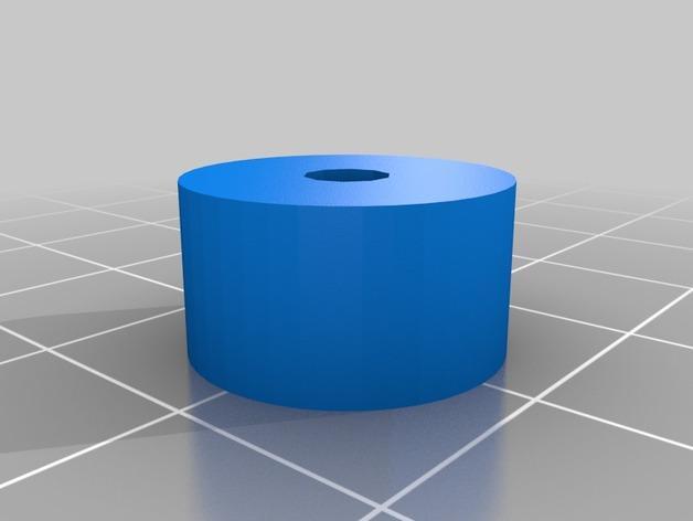 壁挂式香料架 3D模型  图4