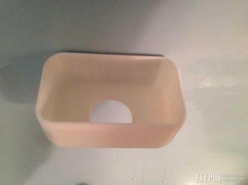 浴室沐浴露架子 3D模型  图3