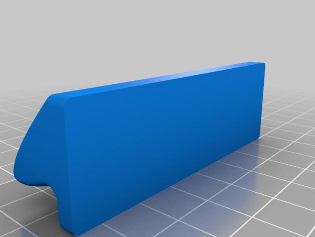 手机数据线支架 3D模型  图6