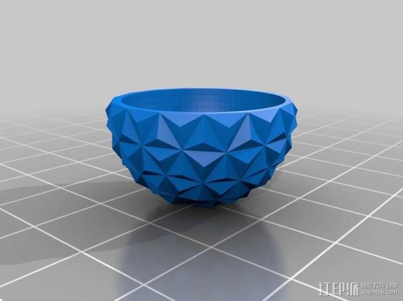 迪士尼EPCOT水杯/马克杯 3D模型  图5