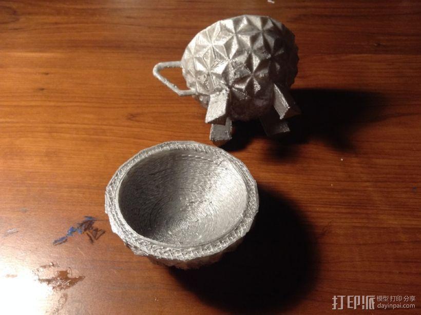 迪士尼EPCOT水杯/马克杯 3D模型  图6