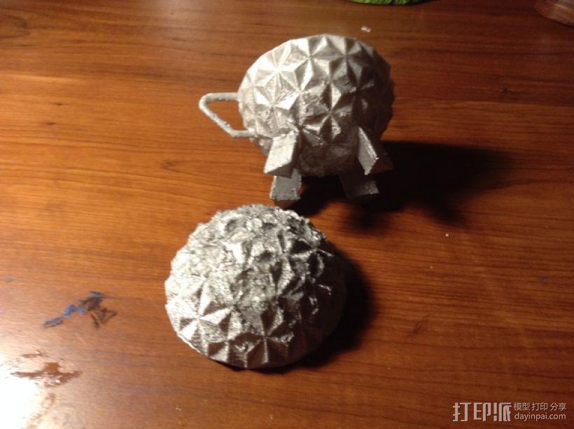 迪士尼EPCOT水杯/马克杯 3D模型  图8