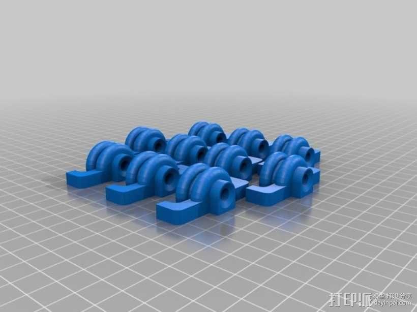 会发光的帐篷桩 3D模型  图18