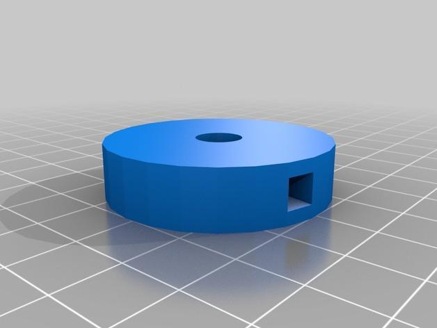 壁挂式风速计 3D模型  图2