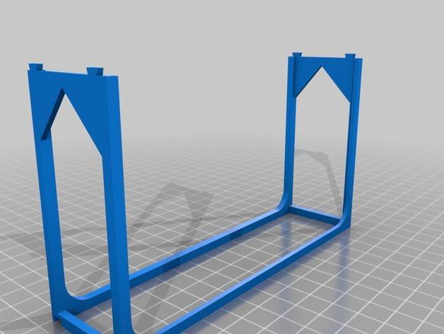 指甲油瓶架 3D模型  图4