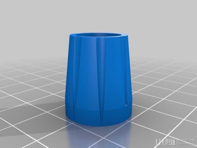 食物刨丝机/切片机 3D模型  图7