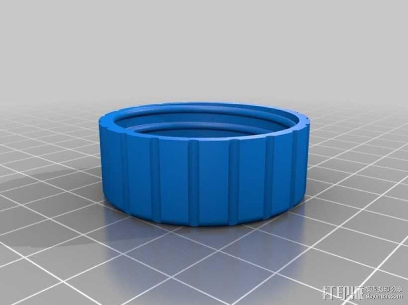 食物刨丝机/切片机 3D模型  图10