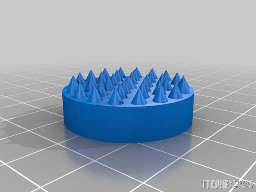 食物刨丝机/切片机 3D模型  图9