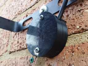 电缆接线头外壳 3D模型