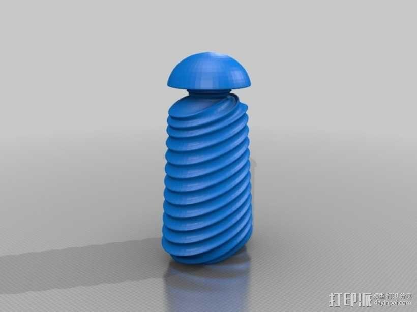 个性化香水瓶 3D模型  图5