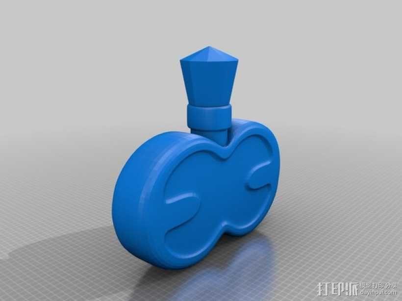 个性化香水瓶 3D模型  图8
