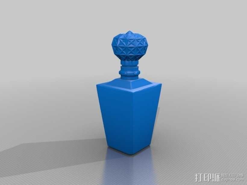 个性化香水瓶 3D模型  图19