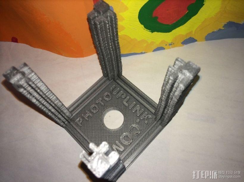 可旋转的照片盒 3D模型  图10