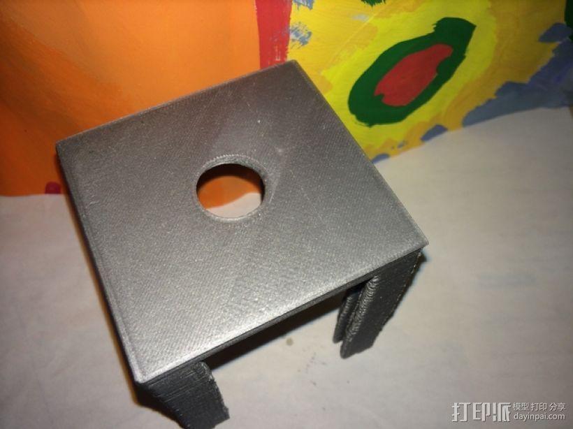 可旋转的照片盒 3D模型  图9