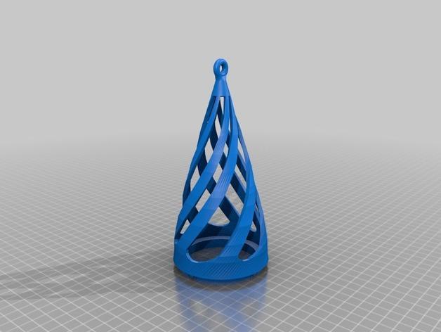 指环王灯罩 3D模型  图4