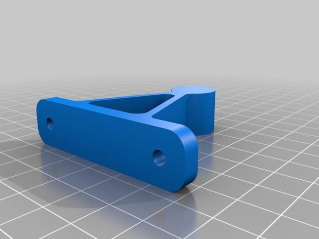 门挡 3D模型  图2