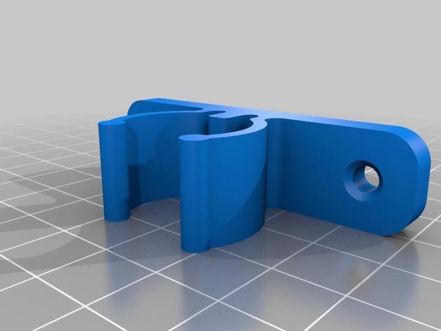 门挡 3D模型  图3