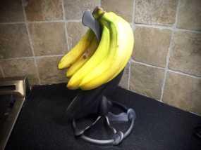 旋转香蕉架 3D模型