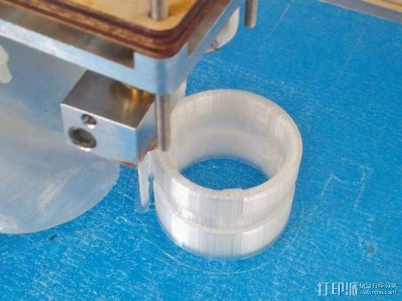 戴森DC animalpro吸尘器短管 3D模型  图5