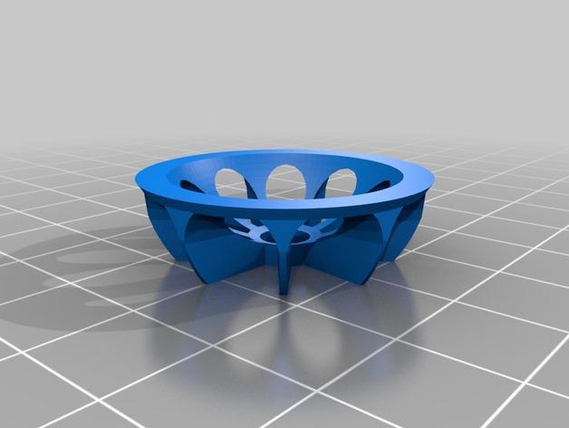 下水道盖 3D模型  图2