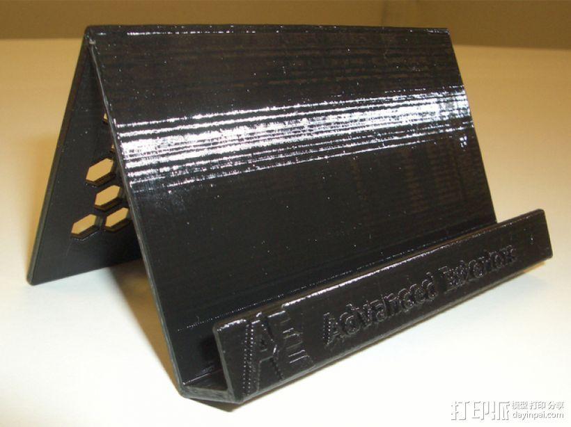 名片盒/名片夹 3D模型  图4