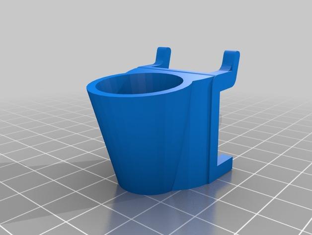 迷你工具挂钩 3D模型  图1