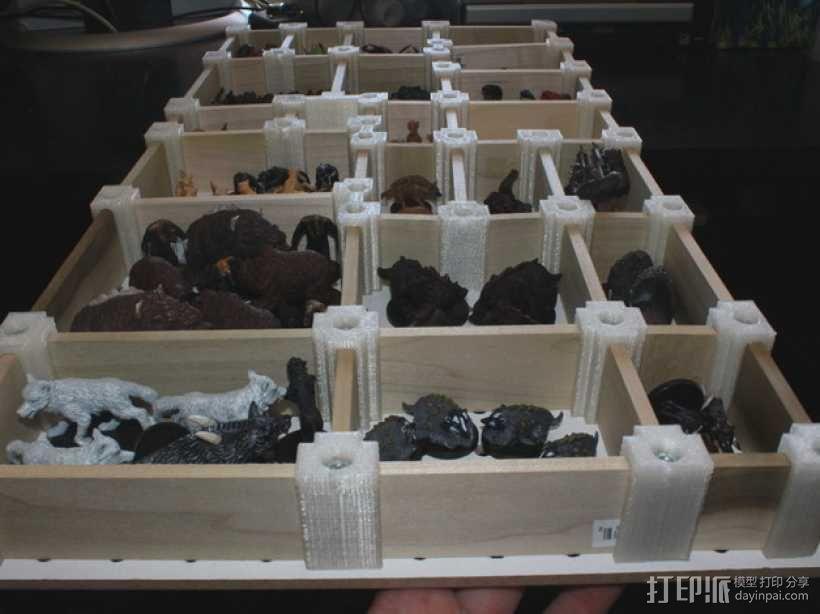 个性化工具盒 3D模型  图2