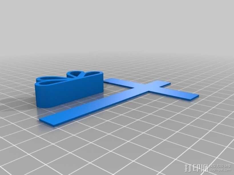 贺卡收纳盒/礼物盒 3D模型  图6