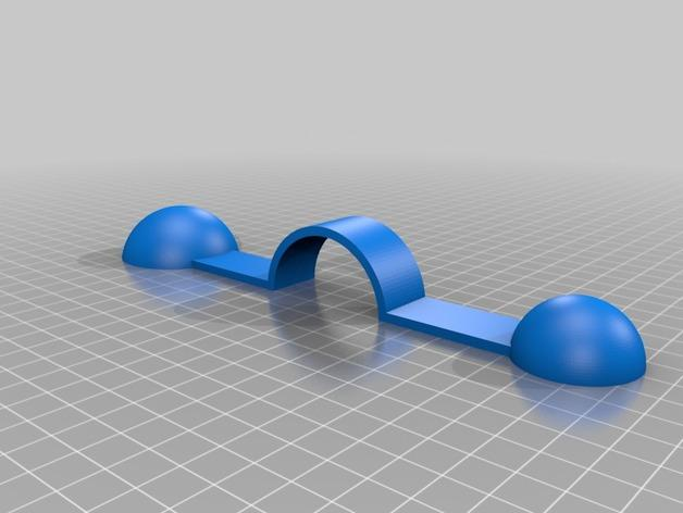 磁力量勺 3D模型  图2