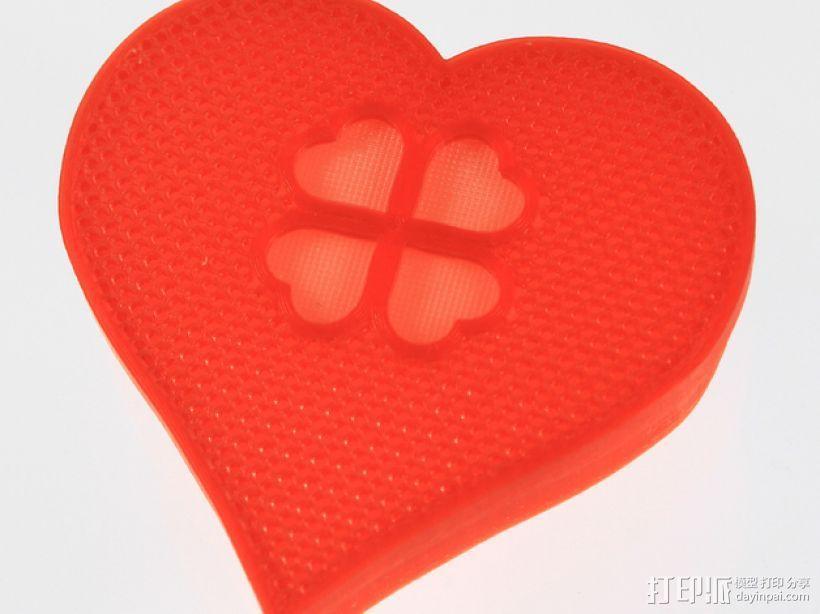 情人节礼物盒 3D模型  图6