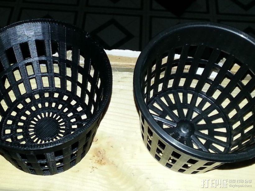 水培系统净锅 3D模型  图4