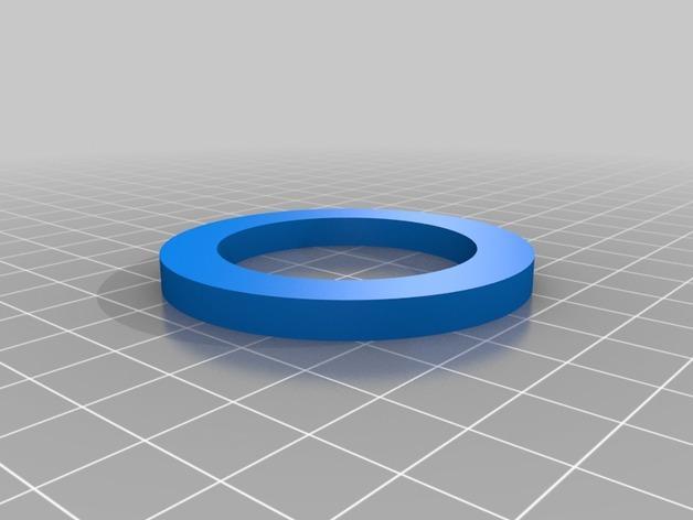 茶灯烛台套装 3D模型  图5