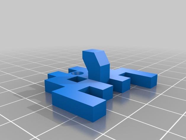 太空侵略者挂钩 3D模型  图13